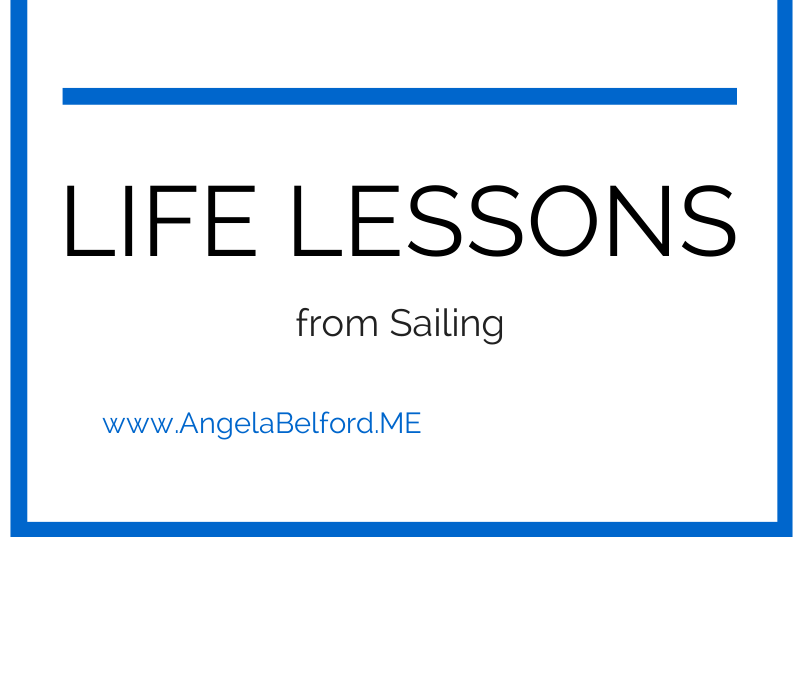Life lessons from sailing